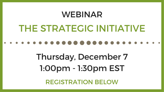 Strategic Initiative Webinar - Chamber of Commerce - Economic Development